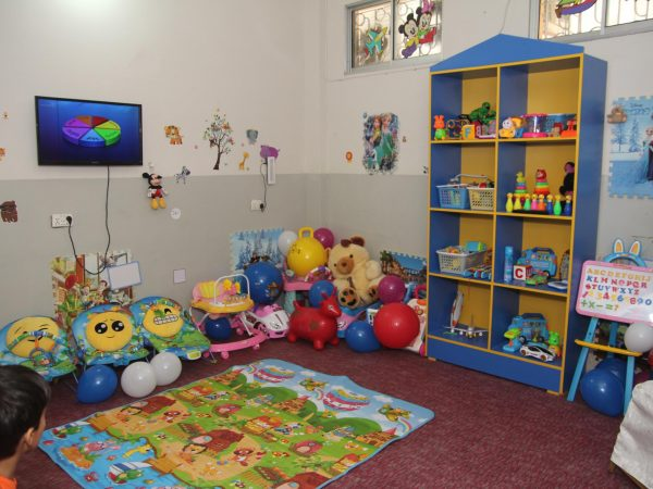 Play Group play Area